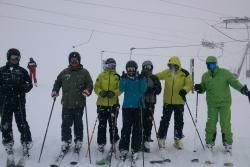 formation des Moniteurs Fédéraux du ski club de Doussard...